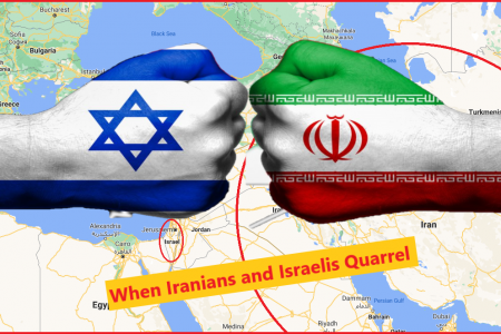 When Iranians and Israelis Quarrel