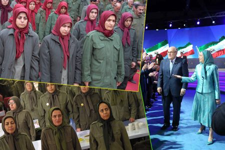 Women In MEK Camps