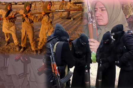 Women in Mujahedin Khalq MEK