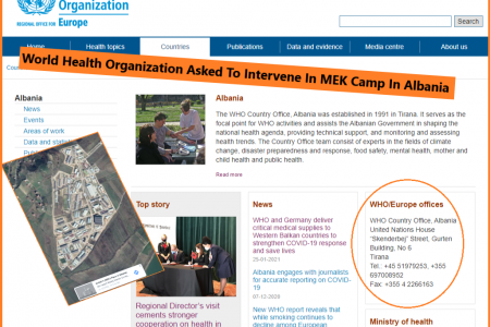 World Health Organization Asked - MEK Albania
