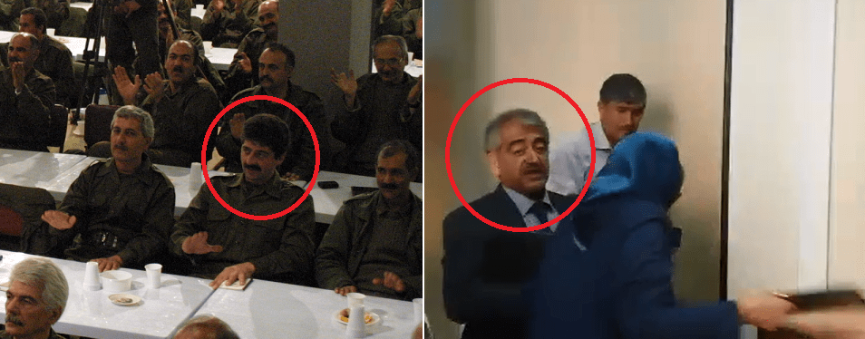 Behzad Saffari Saddam Private Army (MEK)  torturer now operating in Albania. He clams he is untouchable under protection of American CIA base in Tirana