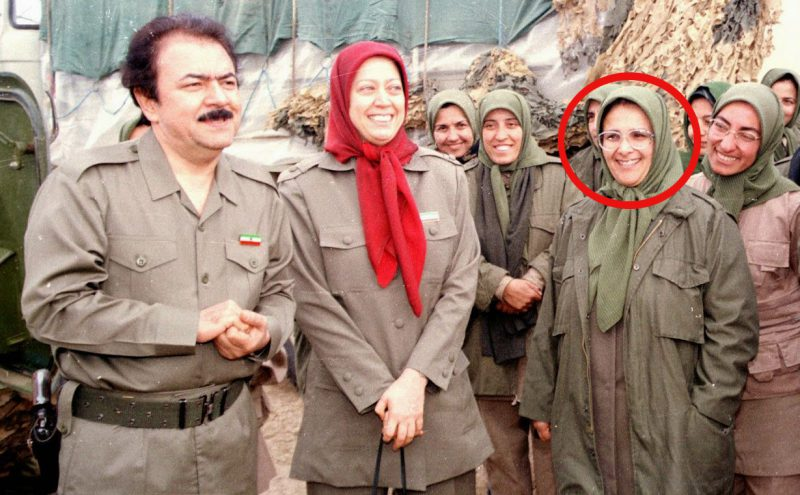 Mahvash Sepehrin MEK and Saddam torturer